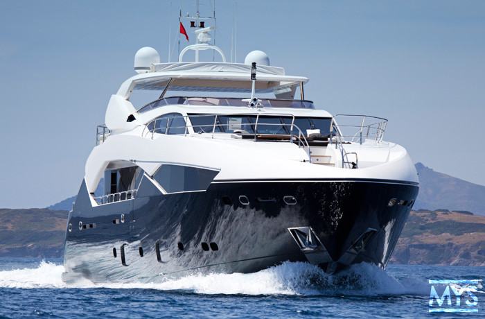 Marine Parts & Accessories - Mega Yachts Service | Sunseeker